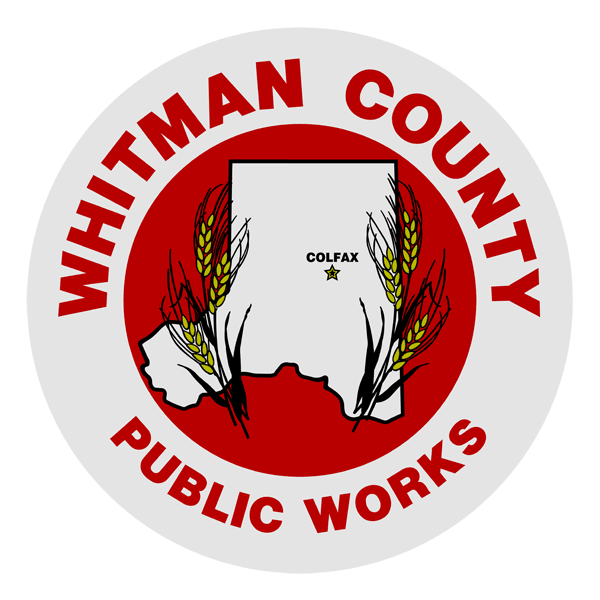Whitman County Public Works Logo